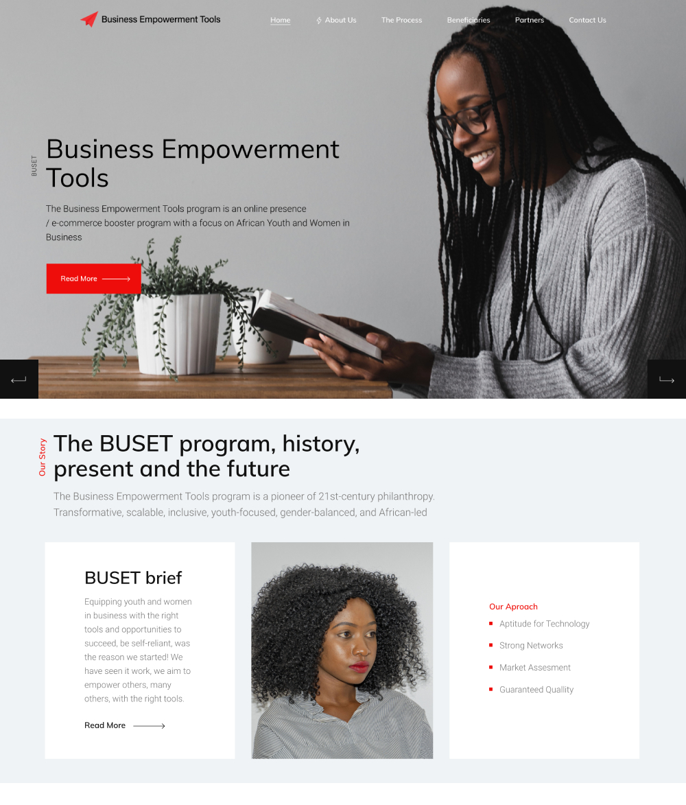 Business Empowerment Tools